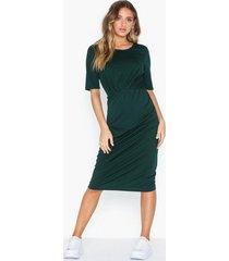 selected femme slfamber 2/4 dress b fodralklänningar