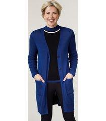 vest mona royal blue