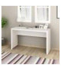 mesa para escritório com 127cm - branco