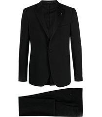 tagliatore two piece evening suit - black
