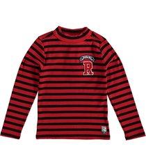retour trui rood zwart