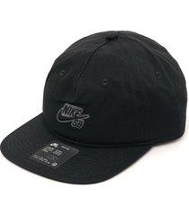 gorra negra nike