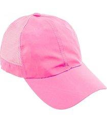 gorra rosa bohemia
