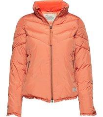 earth kindness jacket gevoerd jack oranje odd molly