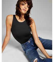 and now this women's high neck bodysuit