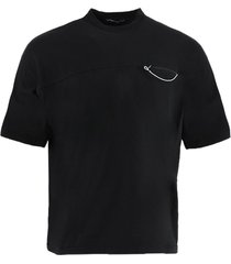 aa cord t-shirt black