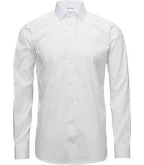 poplin-slim fit overhemd business wit eton