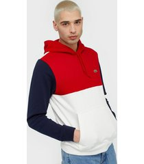 lacoste sweatshirt tröjor red