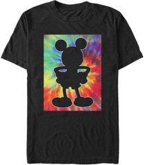 fifth sun men's travel mickey short sleeve t-shirt