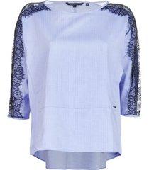 blouse armani exchange helbori