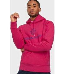 gant d1. color lock up hoodie tröjor love