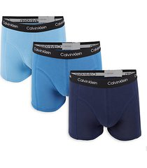3-pack classic-fit logo boxer briefs
