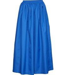 miller skirt knälång kjol blå designers, remix