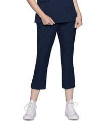 bcbgeneration cropped kick flare pants