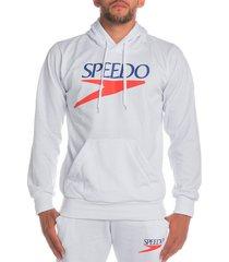 buzo hoodie logo vintage masculino