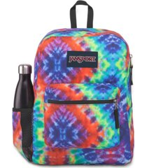 jansport cross town hippie days backpack