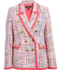 women's halogen x atlantic-pacific tweed blazer