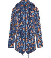 giacca estiva stile impermeabile (blu) - rainbow