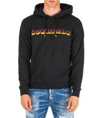 dsquared2 arctic twins hoodie