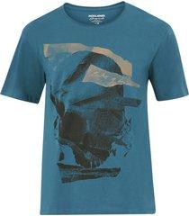 t-shirt jortone tee ss crew new blk
