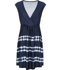 abito con stampa batik (blu) - bodyflirt