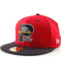 new era portland sea dogs milb 59fifty cap