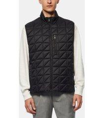 men's bramble quilted vest