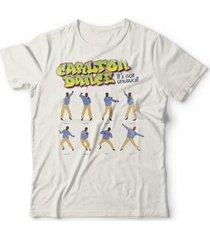 camiseta carlton dance - unissex