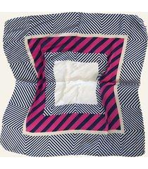 pañuelo azul nuevas historias cuadrado diagonal ba186-4820