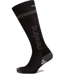 compression sock underwear socks regular socks svart newline