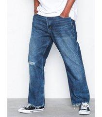 cheap monday sound blue oxide jeans blå