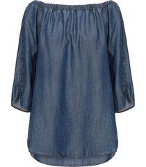 avantgar denim by european culture blouses