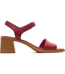 camper karolina, sandali donna, rosso , misura 41 (eu), k200101-008