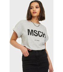 moss copenhagen alva msch std tee t-shirts