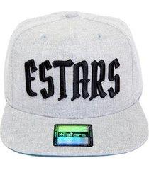 boné e-stars snapback aba reta