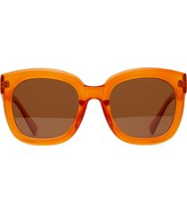 matt & nat charlet sunglasses, orange