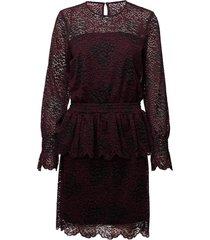 veronica dress kort klänning lila designers, remix
