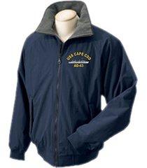 uss cape cod ad-43 portlander ship jacket