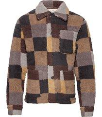 heritage fleece jacket ulljacka jacka resteröds