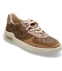 citysole court citysole court womens shoes låga sneakers brun coach