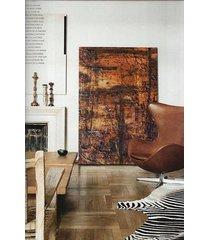 industrial copper - obraz w industrialnym stylu