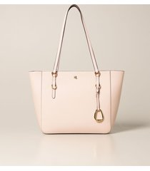 lauren ralph lauren tote bags lauren ralph lauren handbag in saffiano leather