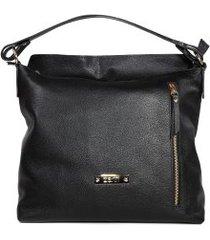 bolsa feminina shopper zariff em couro legítimo