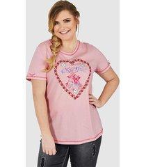 shirt sara lindholm roze