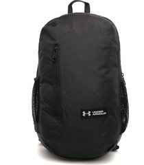 morral  negro under armour roland backpack