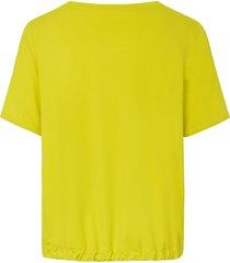 shirt met korte mouwen van margittes groen