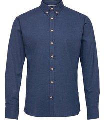 dean diego shirt skjorta casual blå kronstadt