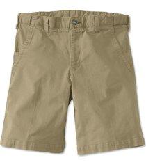 kalahari ez-waist stretch shorts, khaki, 40
