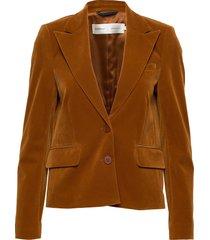 mariiw blazer blazer kavaj brun inwear