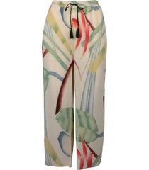 etro camelia trousers